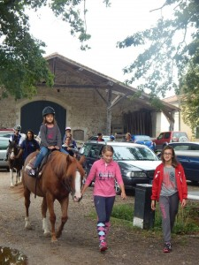 Ballade à poney