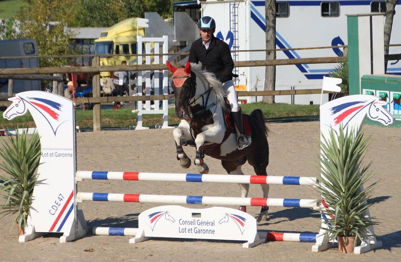 7ème : Sylvain PASQUET et SALSA